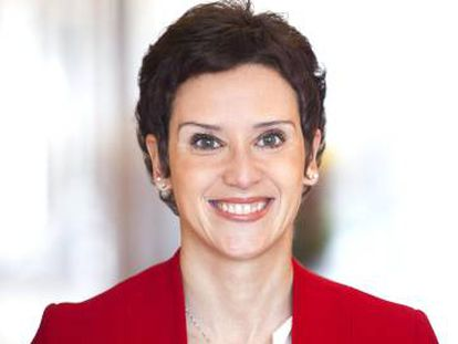 Monica de Bolle, economista e pesquisadora do Peterson Institute for International Economics.
