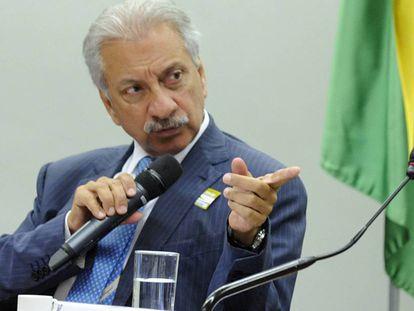 O empresário José Antunes Sobrinho, que acusa o coronel Lima de cobrar uma propina de 1 milhão.
