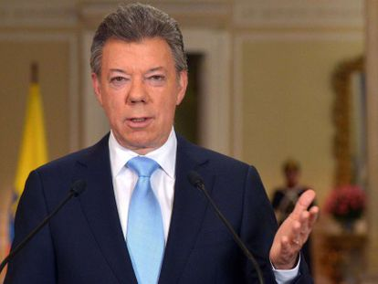 Santos anuncia sua candidatura na TV.