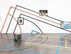 'Limits to Play' (2020) y 'Permutations' (2019), de Céline Condorelli, en las salas del TEA, en Santa Cruz de Tenerife.
