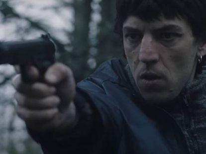 Cena de 'Pátria'. Em vídeo, trailer da série da HBO (em espanhol), que estreia em 27 de setembro.