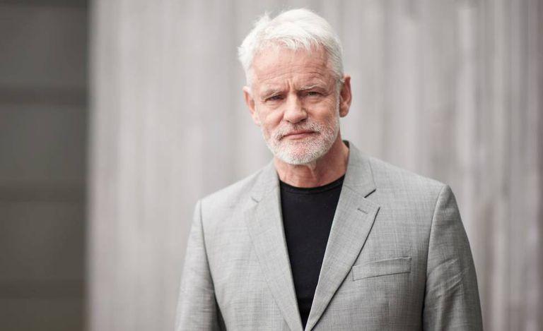 O geneticista islandês Kári Stefánsson, principal autor do estudo.