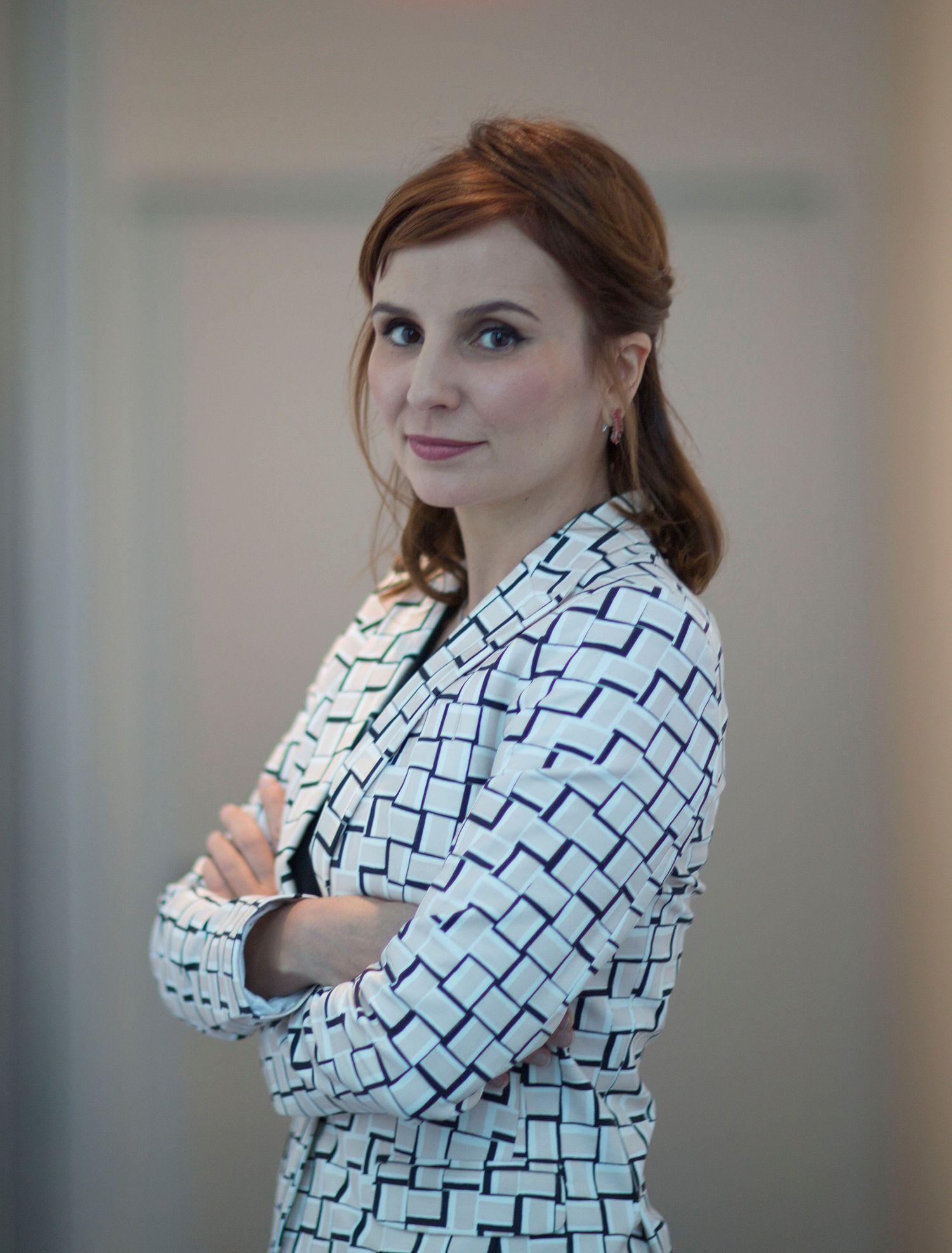 A cineasta Petra Costa.
