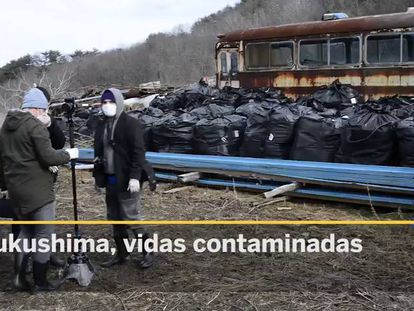 'Making Of' da reportagem sobre Fukushima.