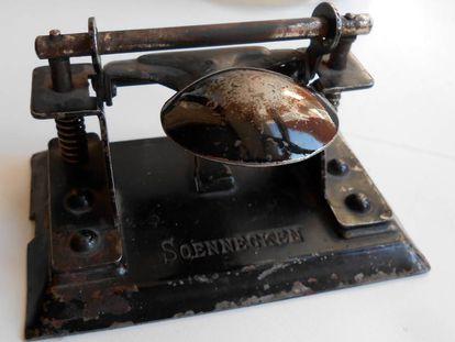 Furador de papel, engenharia alemã a serviço doméstico
