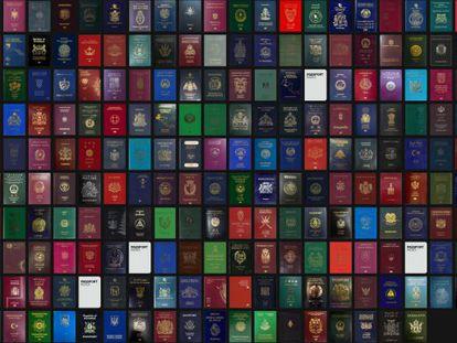 Quais passaportes abrem mais fronteiras?