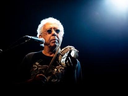 O músico e compositor Jards Macalé.