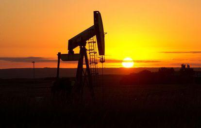 Produção de petróleo em Dakota do Norte