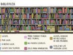 Dibujo de Tom Gauld para su libro 'En la cocina con Kafka', que la editorial Salamandra publicará en febrero de 2018.