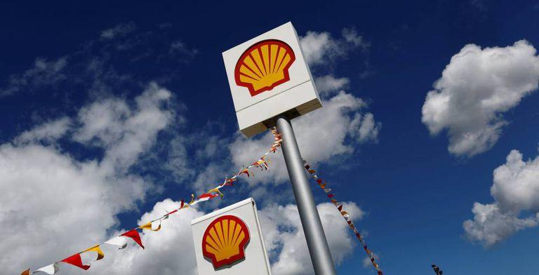 Posto de gasolina da petroleira Shell