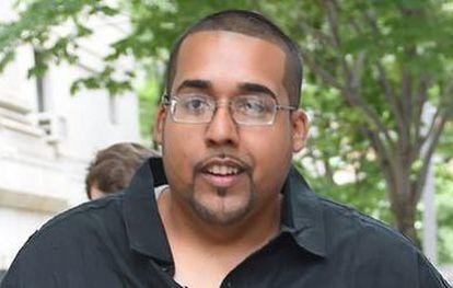 """Héctor Xavier Monsegur, 'Sabu'.Nova-iorquino de origem dominicana, considerado o """"grande traidor"""". Tornou-se informante do FBI para reduzir sua condenação."""