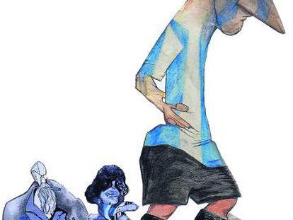 Sobre Messi, Freud e os argentinos