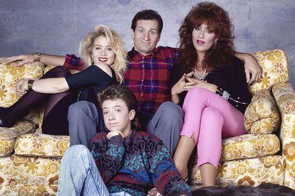 Elenco original da série 'Um amor de família', um grande sucesso.