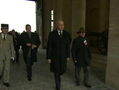 França considera cooperar com as forças de Assad contra o ISIS