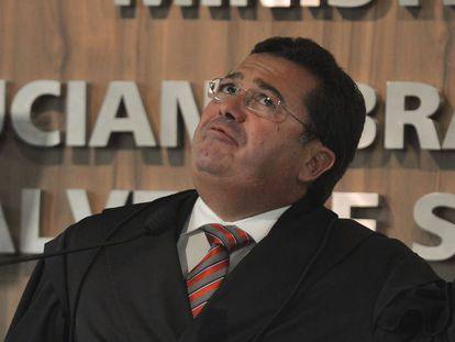 O ministro do TCU Vital do Rêgo.
