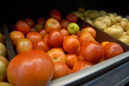 Tomate é um dos alimentos avaliados pelo Dieese.