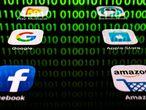 Las grandes tecnológicas estadounidenses tienen un valor de mercado superior a los 6,5 billones de dólares