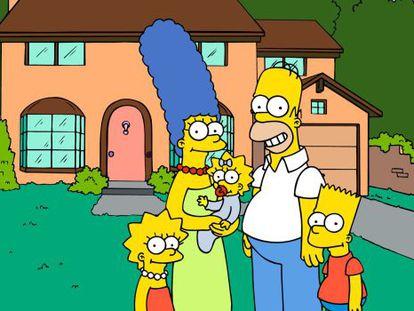 'Os Simpsons' renovam contrato rumo à marca de 600 episódios