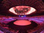 Inauguración de los Juegos Olímpicos Tokio 2020.