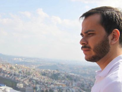 Gabriel Cassiano, 23 anos, candidato a vereador pelo PDT de São Paulo.