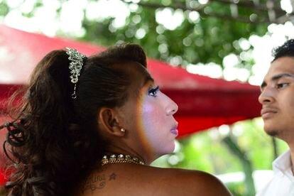 Valentina espera que algum dia o casamento entre o mesmo sexo seja legal no país.
