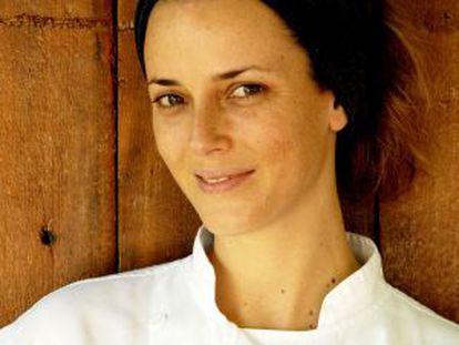 A chef brasileira Helena Rizzo.