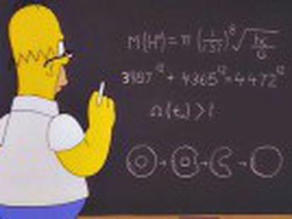 Roteiristas da série, todos matemáticos e físicos por Harvard, rechearam episódios com referências. Agora, professores usam a série para ensinar a disciplina