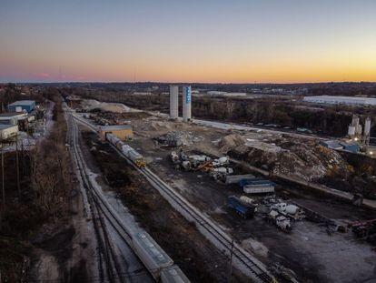 O Estado de Ohio faz parte das regiões do Meio Oeste em crise pela fuga de produção industrial.