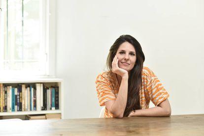 A jornalista Soledad Barruti em Buenos Aires.
