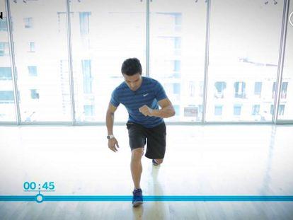 VÍDEO | O desafio dos 4 minutos: cinco exercícios para exibir glúteos duros