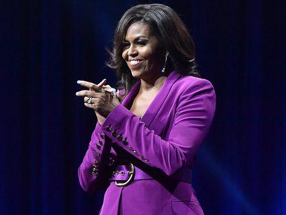 A ex-primeira-dama dos Estados Unidos, Michelle Obama.