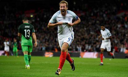 Harry Kane, o craque amadurecido da rejuvenescida Inglaterra.