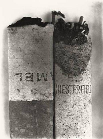 Cigarette No. 37, Nova York, 1972