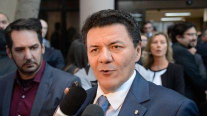 Roberto Veloso, da Ajufe, em agosto do ano passado.