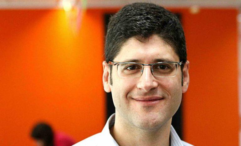 Rogerio Chequer, líder e porta-voz do Vem Pra Rua.