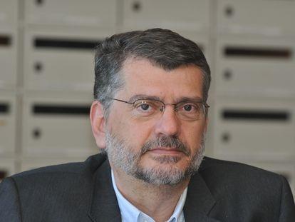 O professor Ocimar Alavarse.