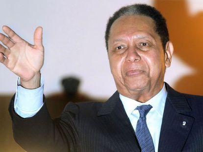 Duvalier em uma foto de 2011.
