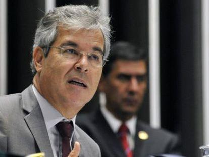 Jorge Viana no Senado.