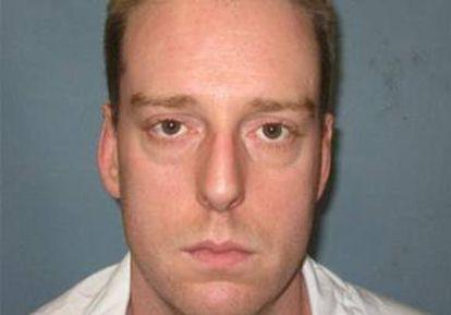 Ronald Bert Smith Jr, o preso executado de 45 anos.