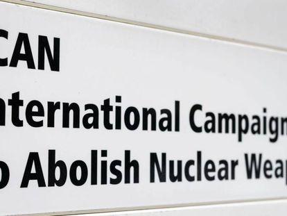 ICAN, Campanha Internacional para proibir as armas nucleares, Nobel da Paz 2017