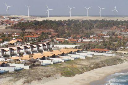 Em 2018 Brasil produzirá mais do triplo de energia eólica.