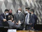 CPI da Pandemia convoca governadores e volta a convocar ex-ministro Eduardo Pazuello e ministro Marcelo Queiroga para depor.