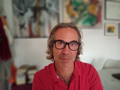 O jornalista, escritor e pesquisador do Núcleo de Estudos da Violência da USP Bruno Paes Manso.