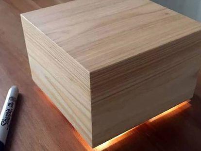 """A """"caixa de dormir"""" de Mark Zuckerberg."""
