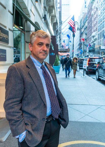 Steven Levitsky, semana passada, em Nova York