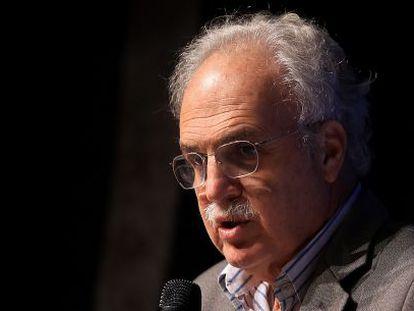 O climatologista Carlos Nobre
