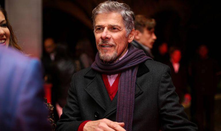 O ator José Mayer em julho do ano passado.