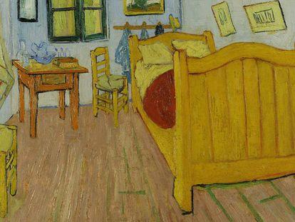 'O Quarto em Arles' imortalizou a cama do artista