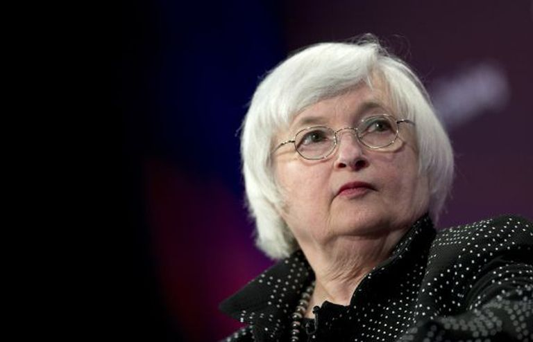 Janet Yellen, presidenta do Federal Reserve, dos EUA.