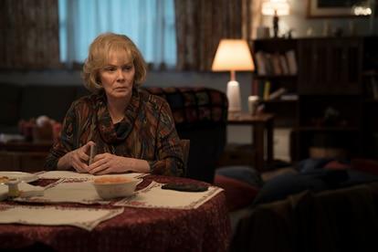 Helen, a mãe de Mare, interpretada pela estupenda Jean Smart. Foto: HBO